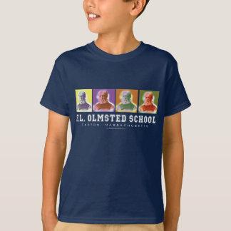 Camiseta F.L. Escuela de Olmsted