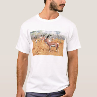 Camiseta F.W. Kuhnert - el Gazelle de Grant