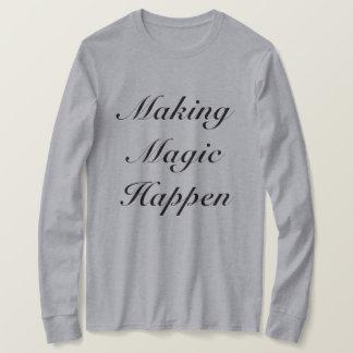 Camiseta Fabricación de magia