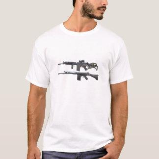 Camiseta Fabrique Nationale - fusil de chispa Automatique