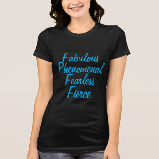Camiseta Fabuloso y feroz
