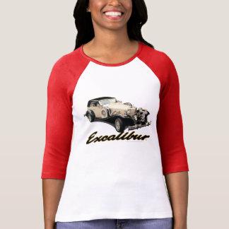 Camiseta Faetón de la serie IV de Excalibur para mujer
