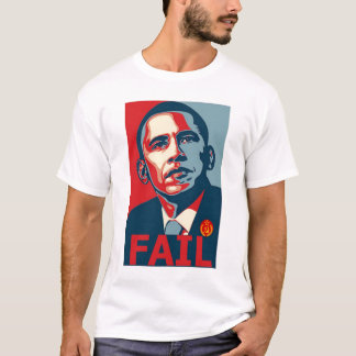 Camiseta Fall de Barack Obama