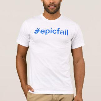 Camiseta Fall épico de la etiqueta del hachís