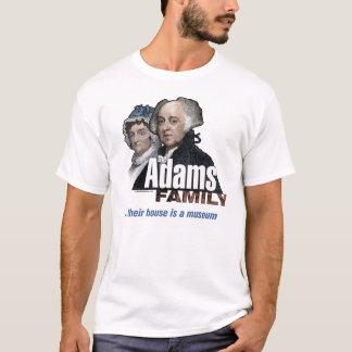 Camiseta Familia de John Adams