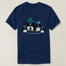 Fiesta familiar de Navidad de mam/á elfo Regalo de grupo de p Camiseta
