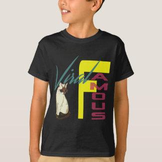 Camiseta Famoso viral