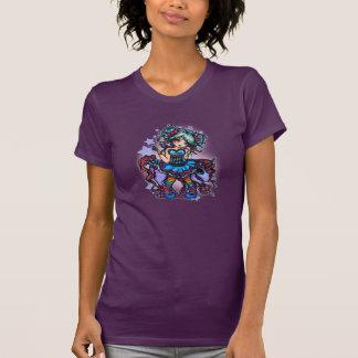 Camiseta Fantasía de hadas del potro de la estrella del