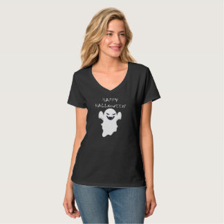 Camiseta Fantasma del vampiro del feliz Halloween