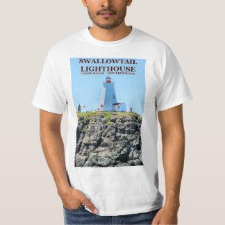 Camiseta Faro de Swallowtail, Manan magnífico, N.B.T-Shirt