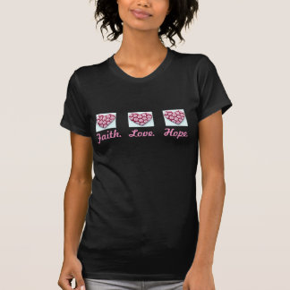 Camiseta Fath, amor, esperanza, supervivencia