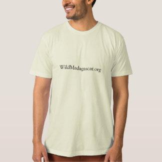 Camiseta fauna de WildMadagascar.org de Madagascar