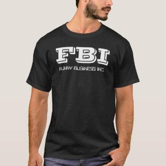 CAMISETA FBI, FUNNY BUSINESS INC.