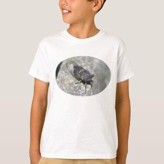 Camiseta fea del insecto de la naturaleza del