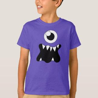 Camiseta fea del monstruo