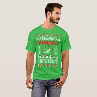 Camiseta fea del suéter de los Felices de Bombay