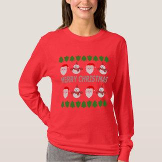 Camiseta Felices Navidad