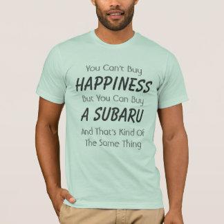 Camiseta Felicidad de Subaru