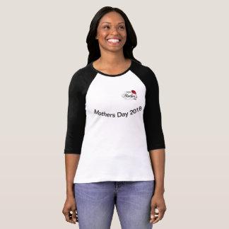 Camiseta feliz 2018 del día de madres de las