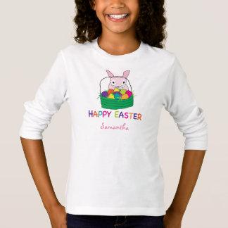 Camiseta feliz de Pascua