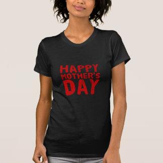 Camiseta feliz del día de madre