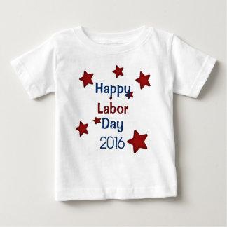 Camiseta feliz del Día del Trabajo