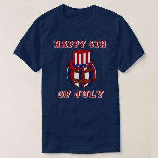 Camiseta Feliz el 4 de JULIO