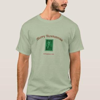 Camiseta Feliz Newtonmas