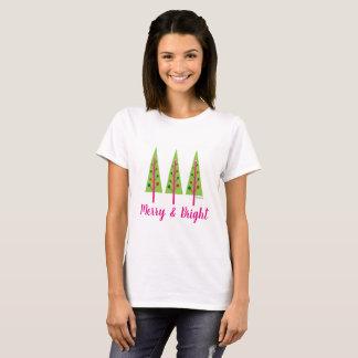 Camiseta Feliz y brillante