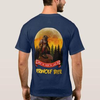 Camiseta Féretro de Werwolf del alemán - hombre lobo bávaro