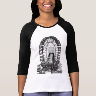 Camiseta Feria mundial de Chicago de la noria