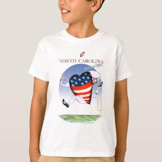 Camiseta fernandes tony ruidosos y orgullosos de Carolina