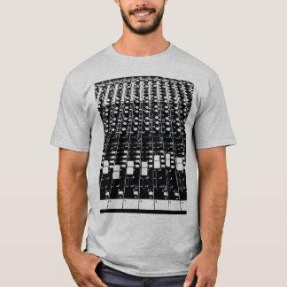 Camiseta Festival del inconformista del tablero EDM de la