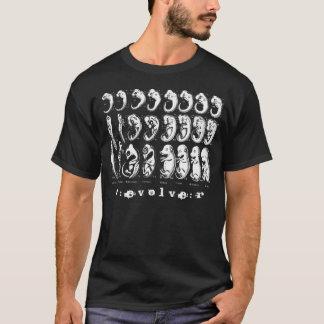 Camiseta feto, r: e v o l v e: r