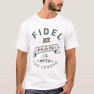 Camiseta Fidel el hombre
