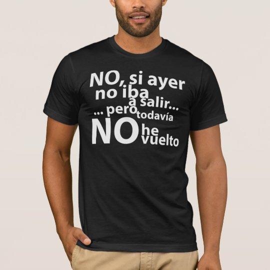 Camiseta Fiesta 1.  Blanco T-Shirt