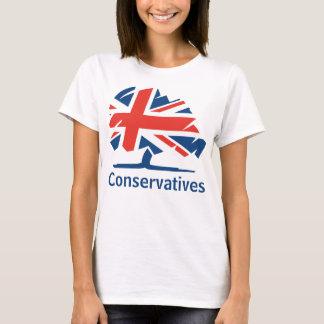 Camiseta Fiesta del conservador y de unionista