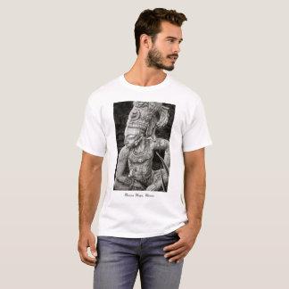 Camiseta - figura maya antigua - México