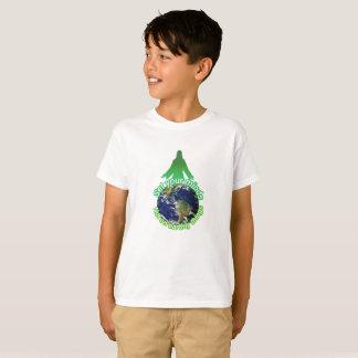 Camiseta Fije su mente no en cosas terrestres