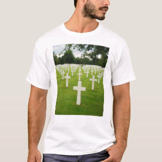 Camiseta Fila del cementerio nacional de Arlington de las