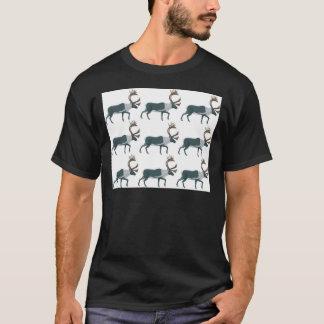 Camiseta Filas del caribú