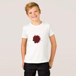 Camiseta fina del jersey de American Apparel de