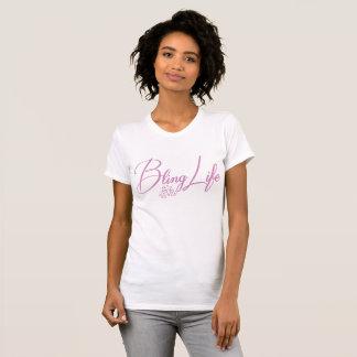 Camiseta fina del jersey de American Apparel de la