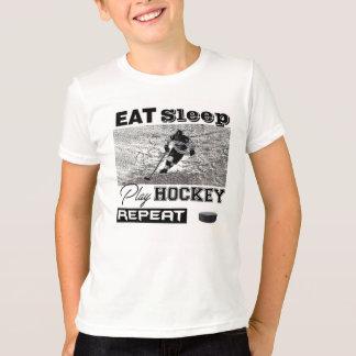 Camiseta fina del jersey de American Apparel del