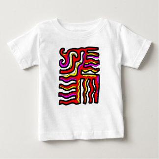 """Camiseta fina del jersey del bebé de la """"claridad"""""""