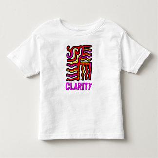 """Camiseta fina del jersey del niño de la """"claridad"""""""