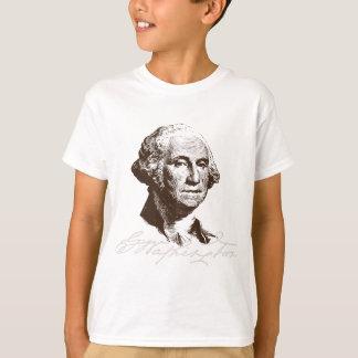 Camiseta Firma George Washington