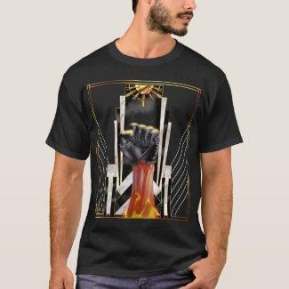 Camiseta Fist
