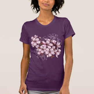 Camiseta Flor de cerezo