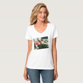 Camiseta Flor de la diversión